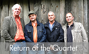 Return Of The Quartet